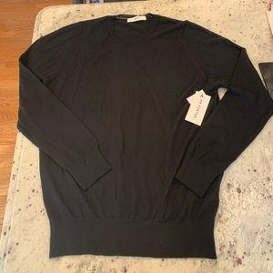 Mr Porter Fine Knit Cashmere Sweater sz S NWT